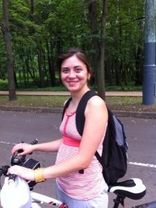 Путешествия  Велопрогулка. Королев-Сокольники