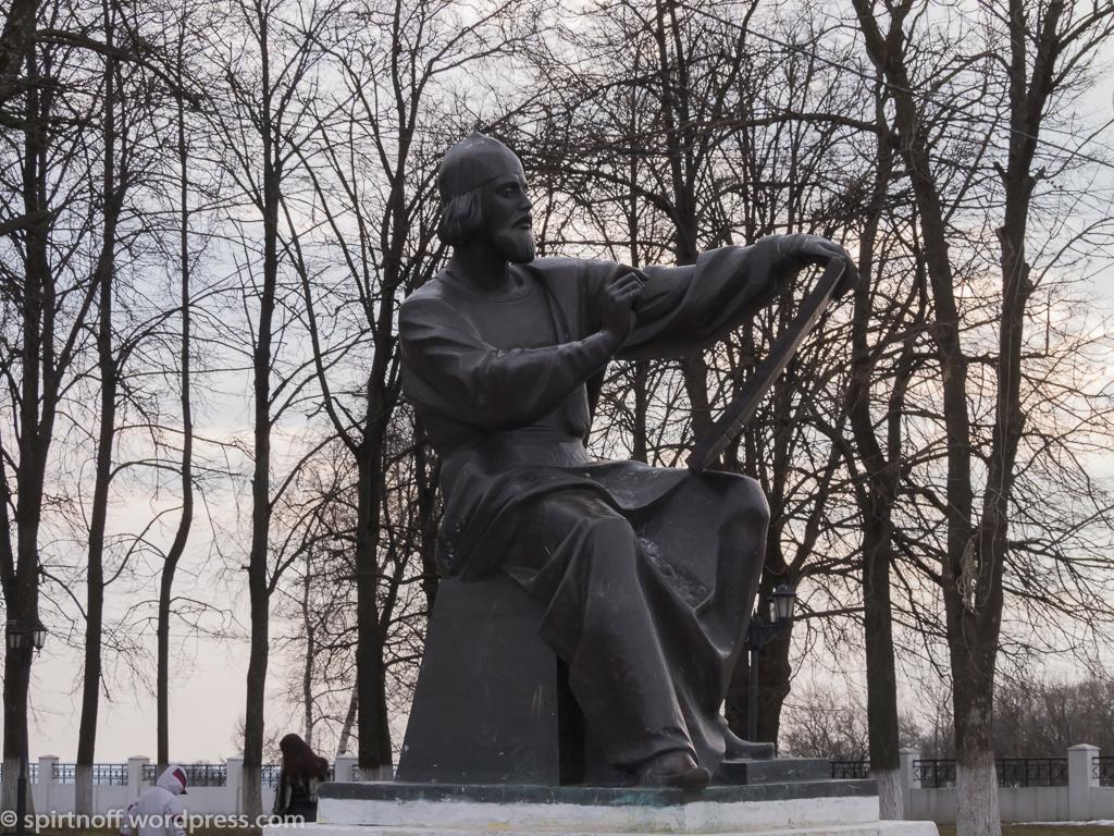 blog-126-of-152 Путешествия  Владимир. Успенский собор