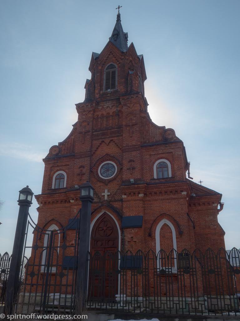 blog-6-of-152 Путешествия  Владимир. Польский Костел