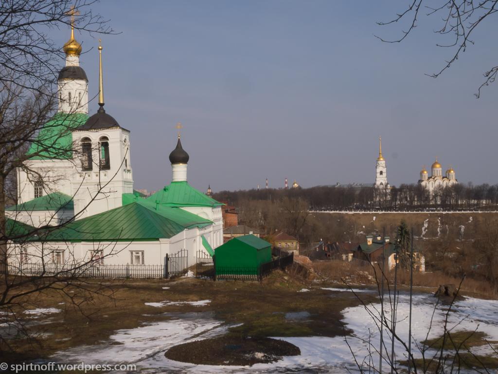 blog-62-of-152 Путешествия  Владимир. Виды города