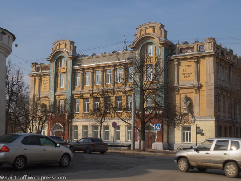 blog-67-of-152 Путешествия  Владимир. Виды города