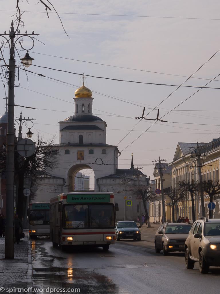 blog-69-of-152 Путешествия  Владимир. Золотые ворота