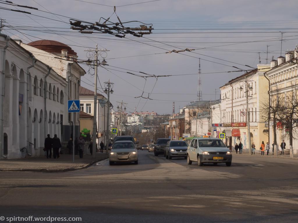 blog-76-of-152 Путешествия  Владимир. Виды города