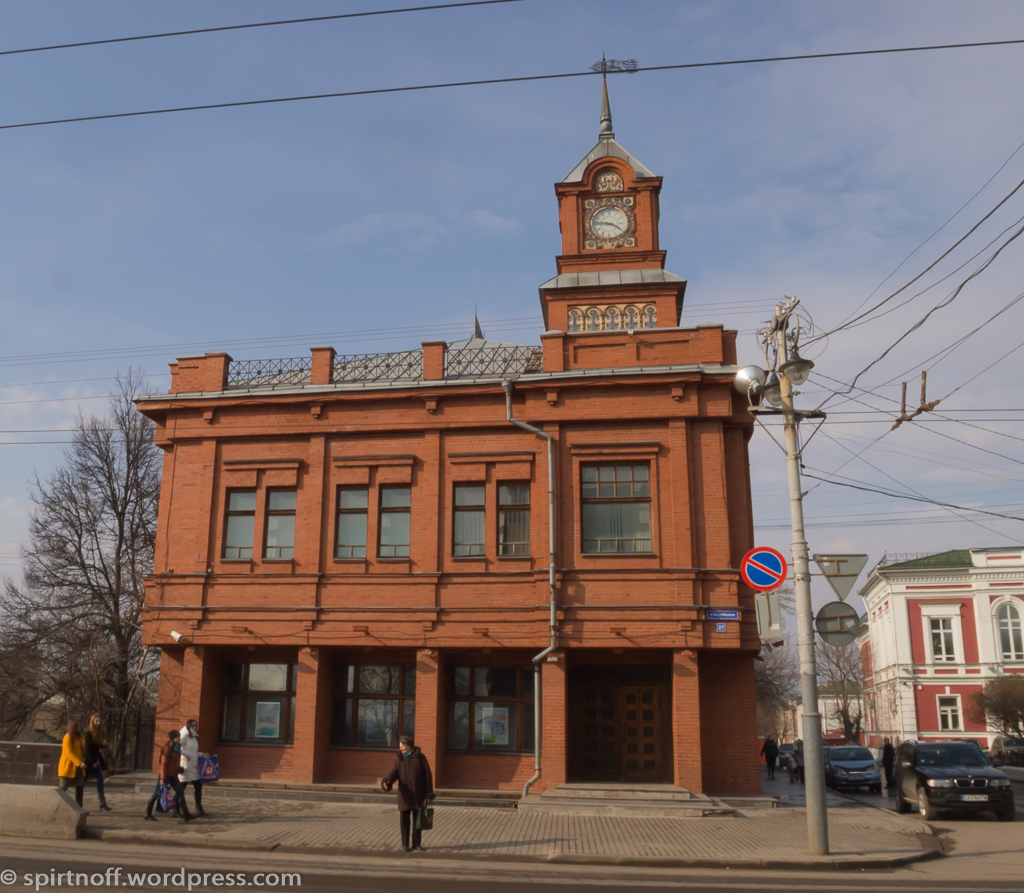 blog-84-of-152 Путешествия  Владимир. Виды города