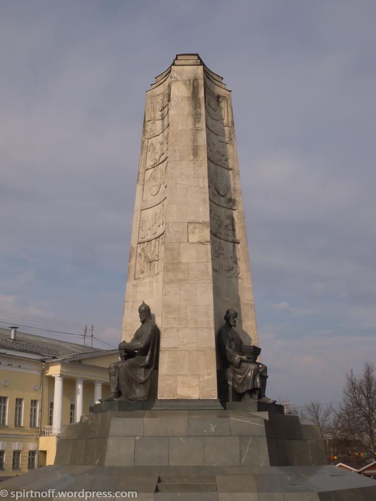 blog-87-of-152 Путешествия  Владимир. Виды города