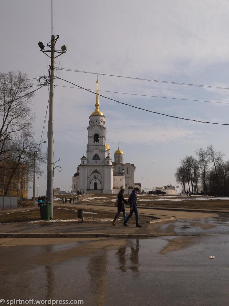 blog-89-of-152 Путешествия  Владимир. Успенский собор