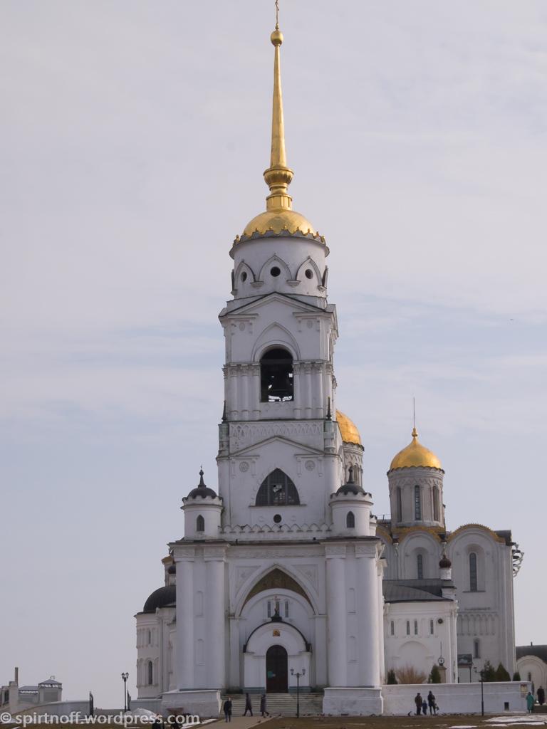 blog-91-of-152 Путешествия  Владимир. Успенский собор