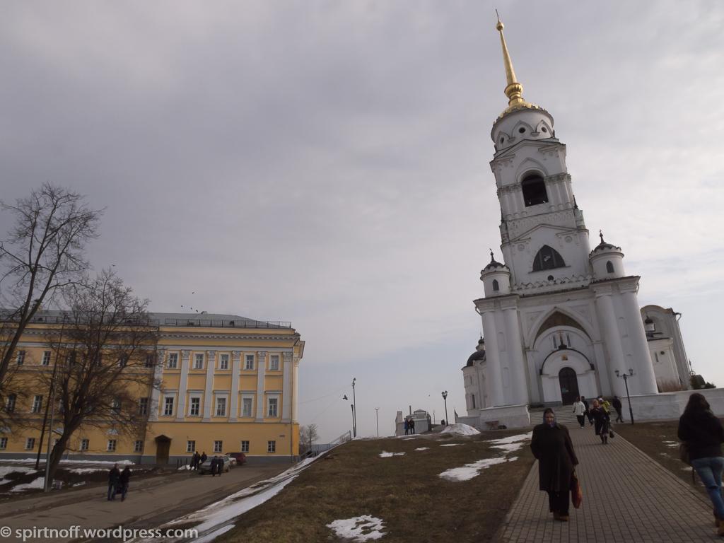 blog-92-of-152 Путешествия  Владимир. Успенский собор