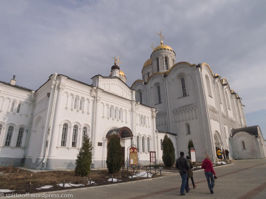 blog-95-of-152 Путешествия  Владимир. Успенский собор
