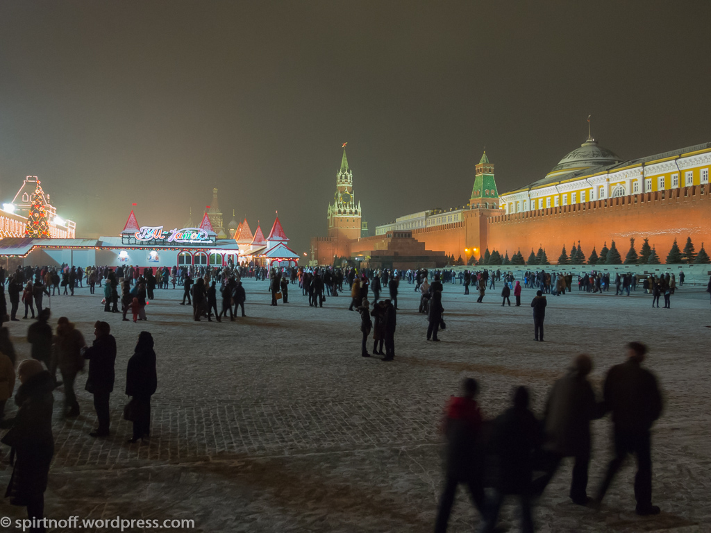 blog-13-of-30 Путешествия  Красная Площадь, Большой театр, ГУМ