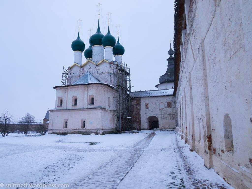 Путешествия  Ростов Великий