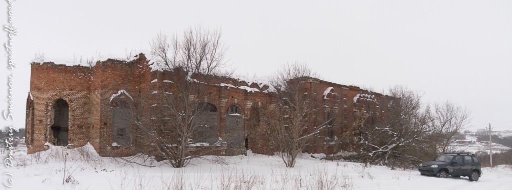 Путешествия  село Яндовка