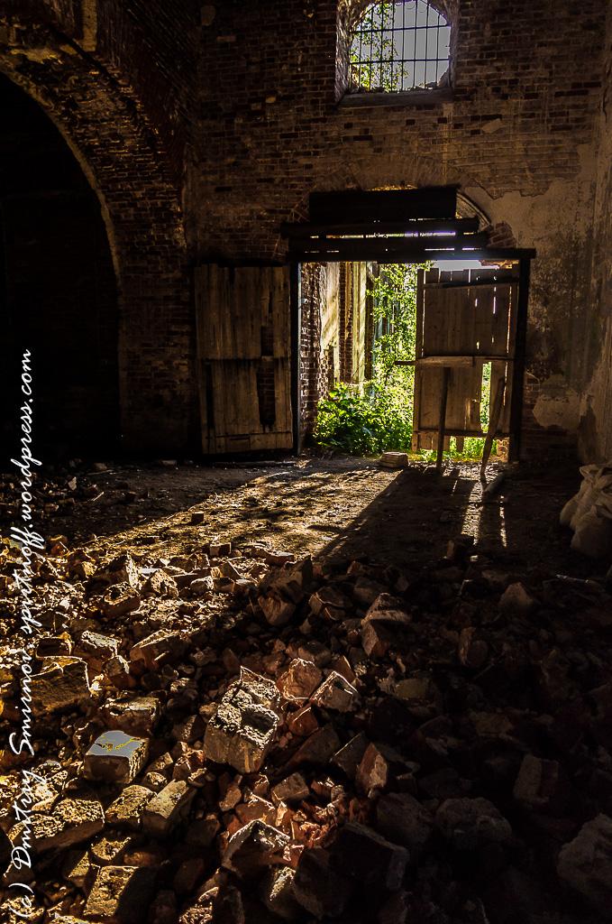 blog-158-of-283 Путешествия  Дубна или о том, что не надо лениться съезжать с дороги