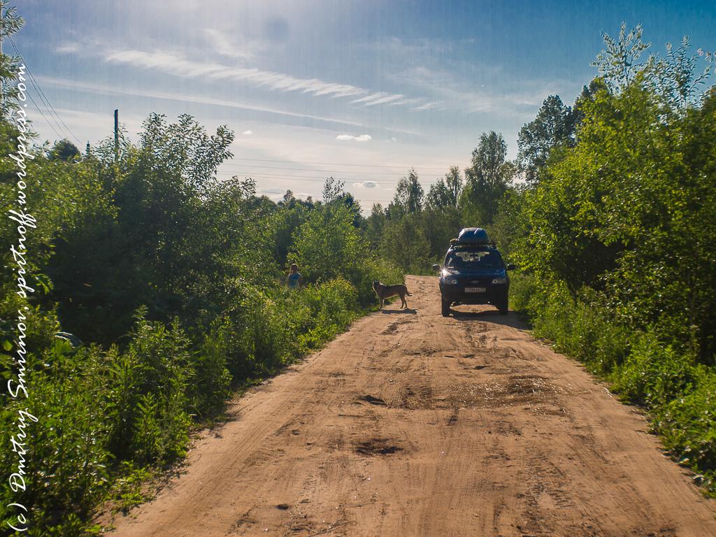 blog-166-of-283 Путешествия  Дубна или о том, что не надо лениться съезжать с дороги