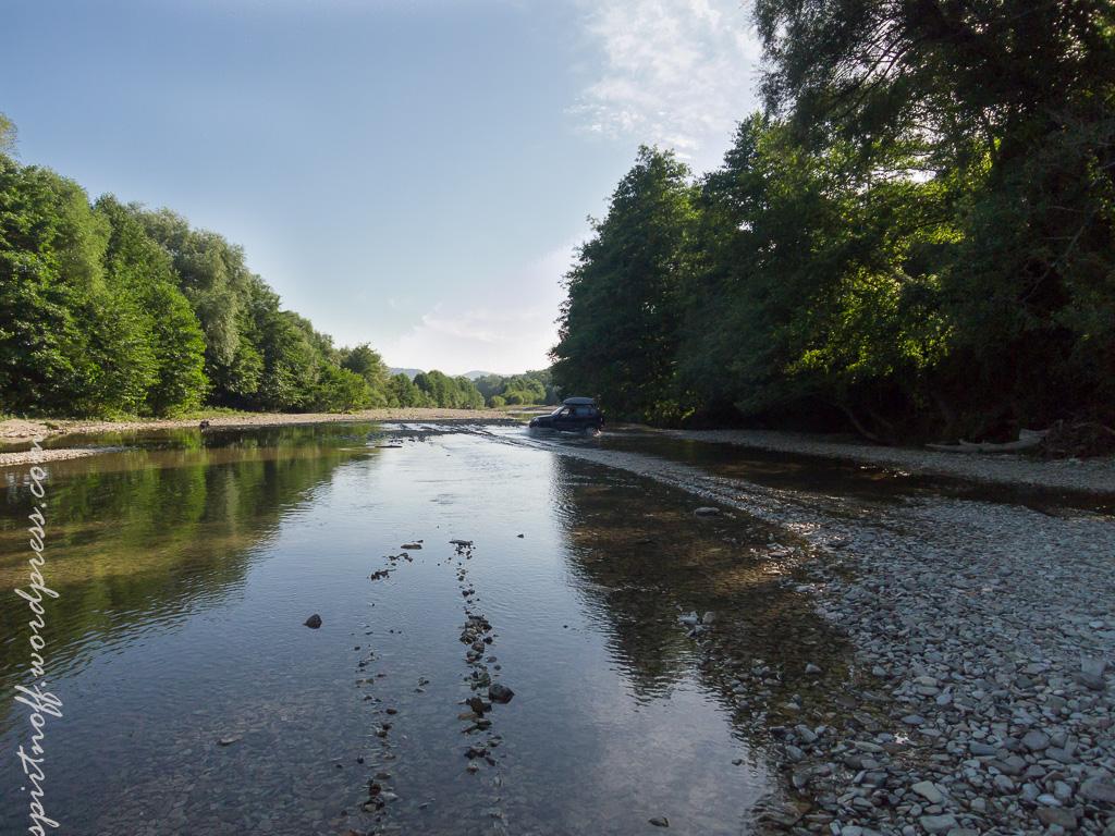 Путешествия  Юг-'14. Обратно на реку.