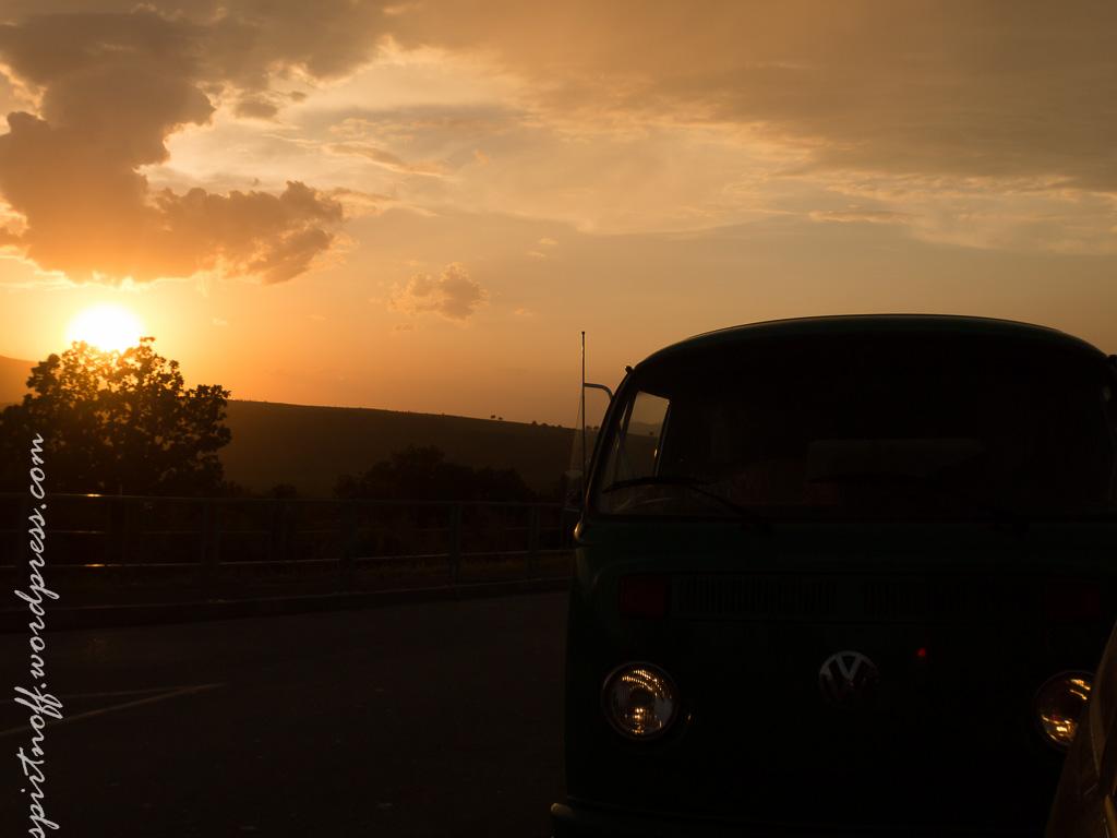 blog-66-of-731 Путешествия  Юг-'14. Внезапный закат