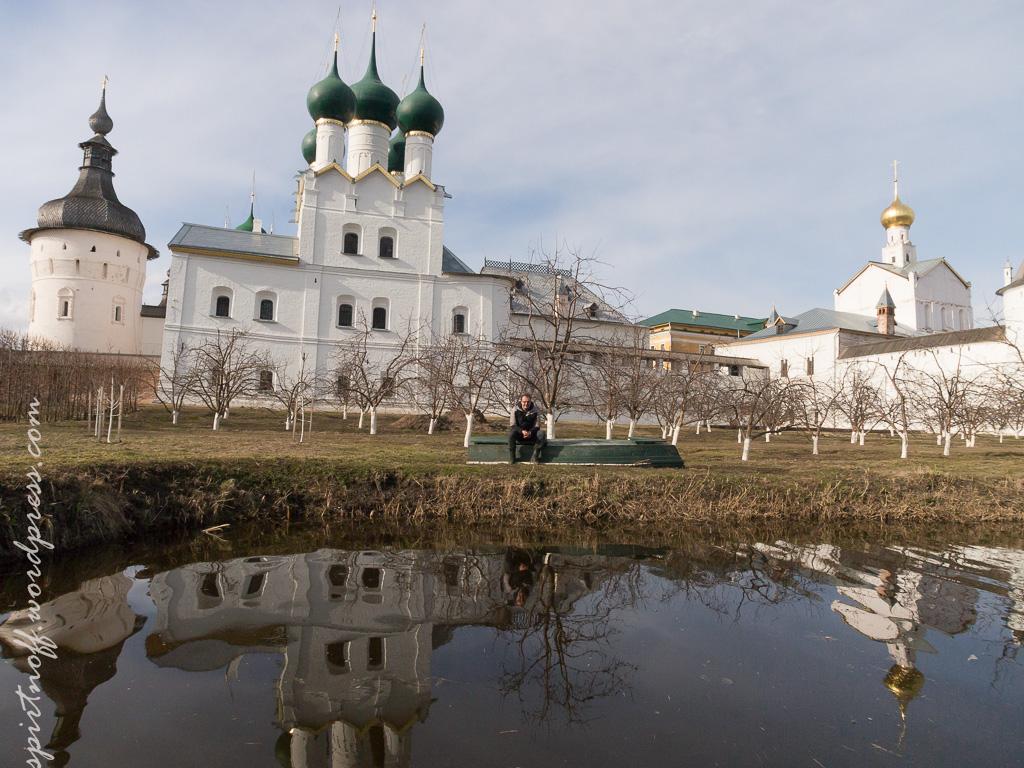 11 Путешествия  Ярославль. Ростов Великий