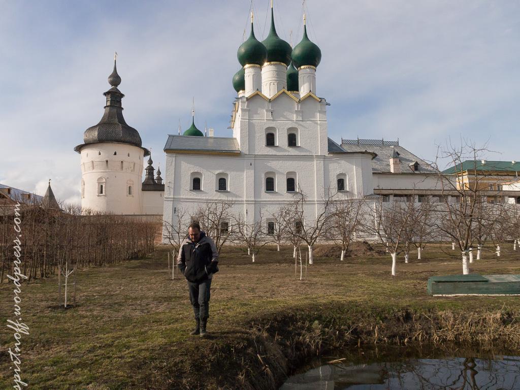 12 Путешествия  Ярославль. Ростов Великий