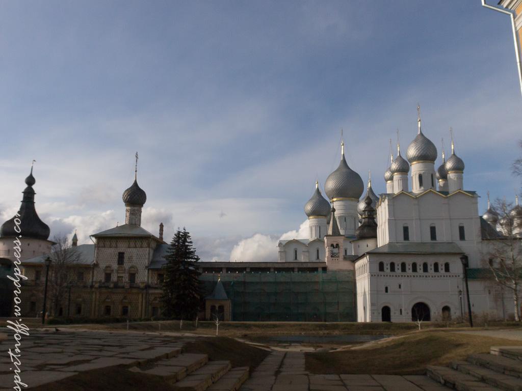 13 Путешествия  Ярославль. Ростов Великий