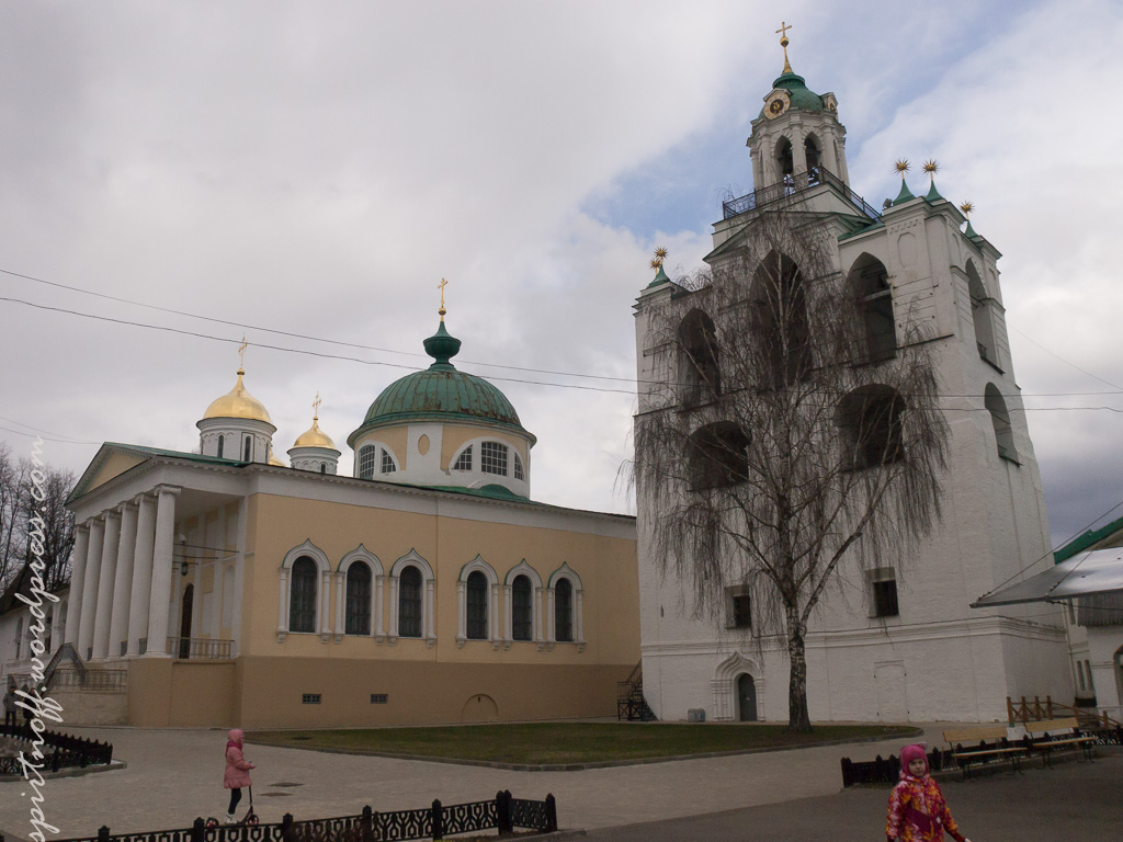 6 Путешествия  Ярославль. Ростов Великий
