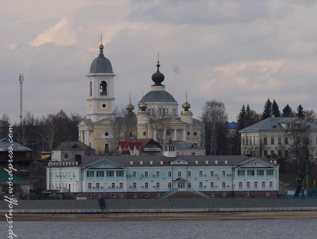 blog-37-of-85 Путешествия  Волга (Углич). Мышкин. Рыбинск