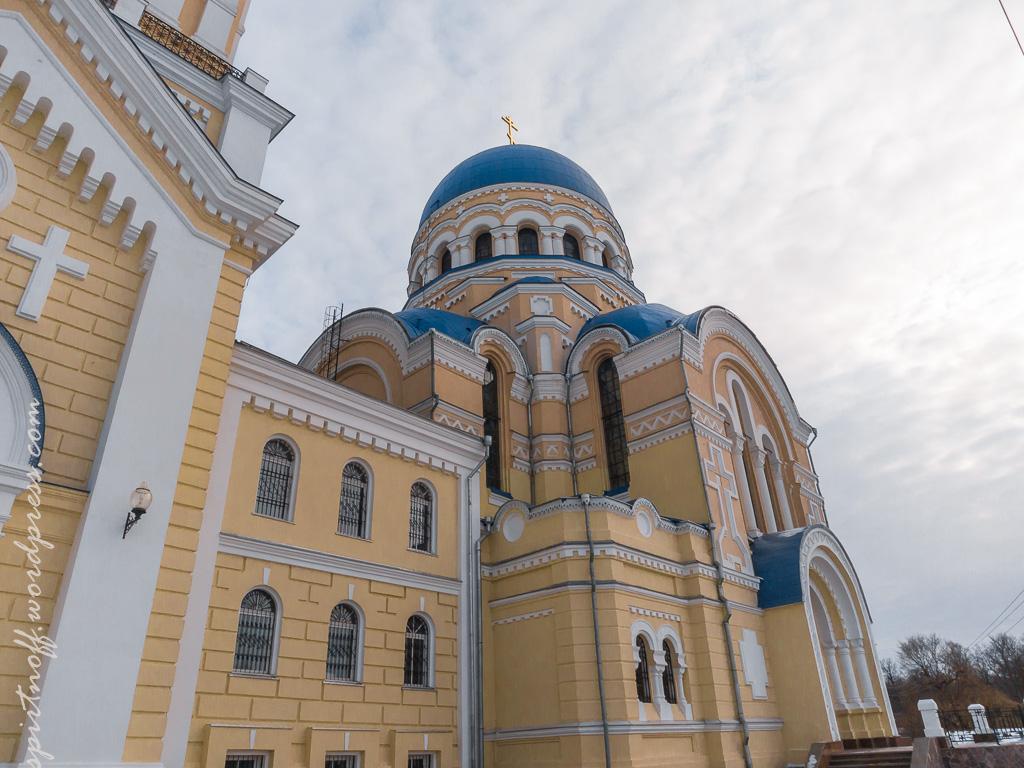 blog-12-of-18 Путешествия  Тихонова пустынь (с. Льва Толстого)