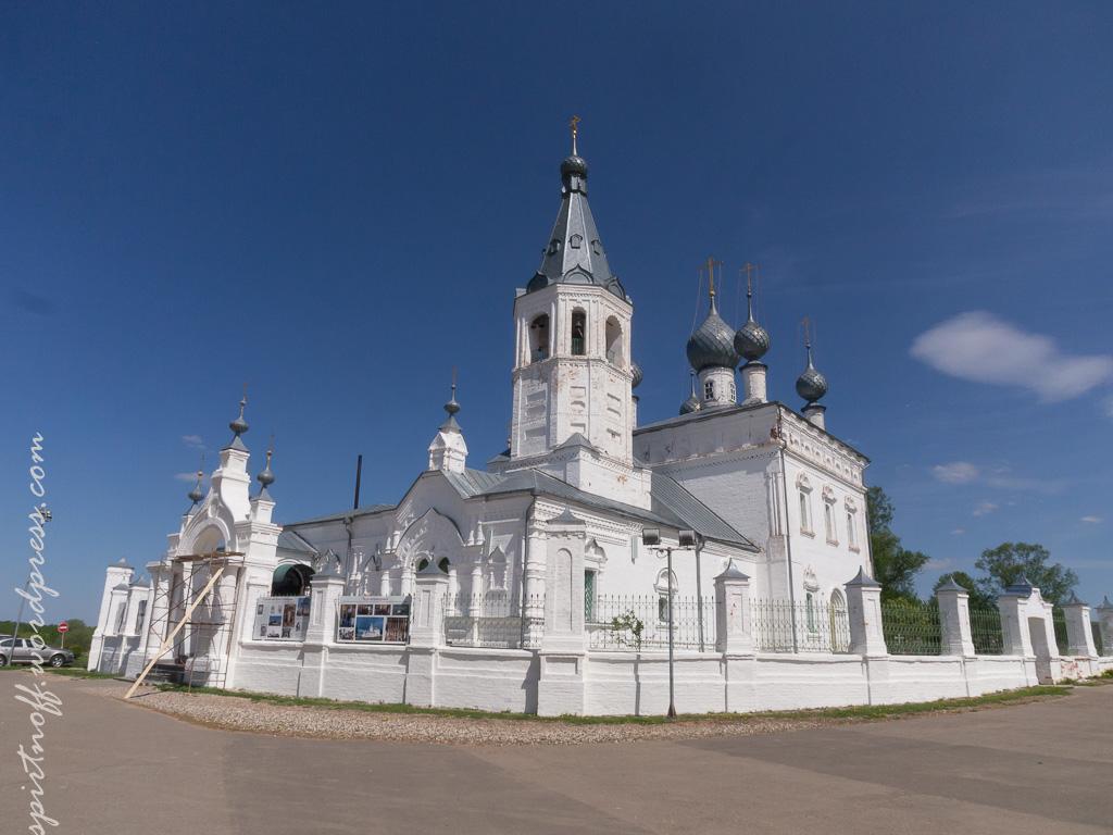 blog-42-of-105 Путешествия  село Годеново (Ярославская область)