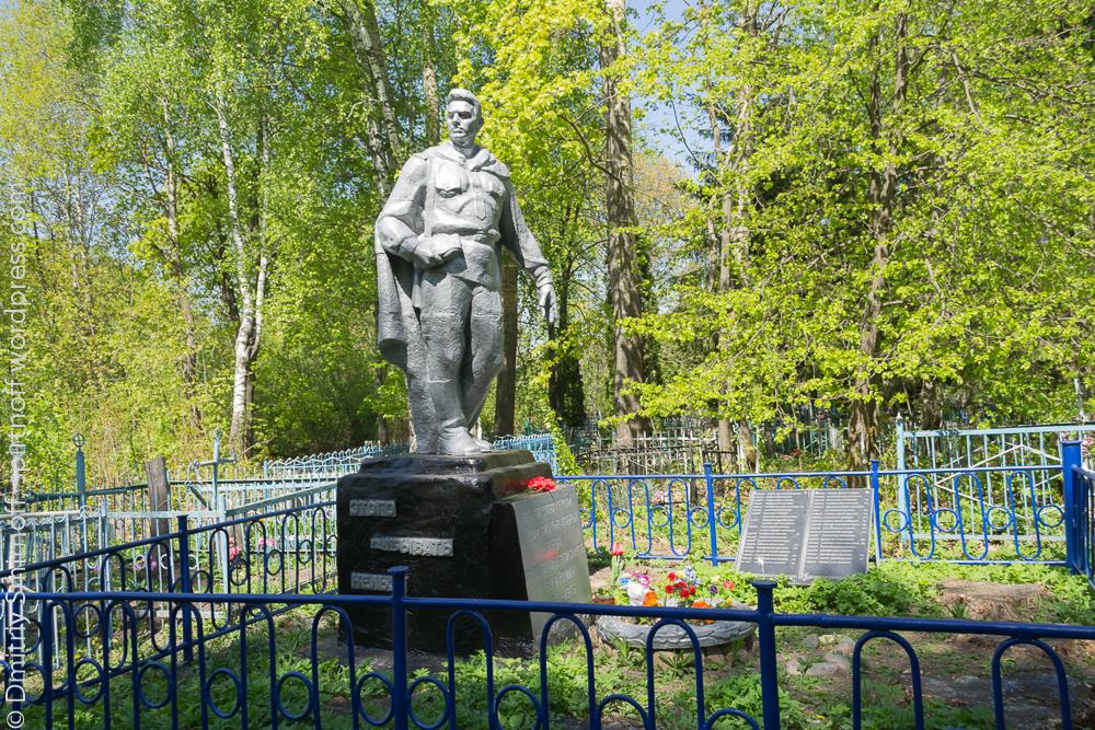 Путешествия  Яндовка, Буреломы, Луговка или ищем братские могилы