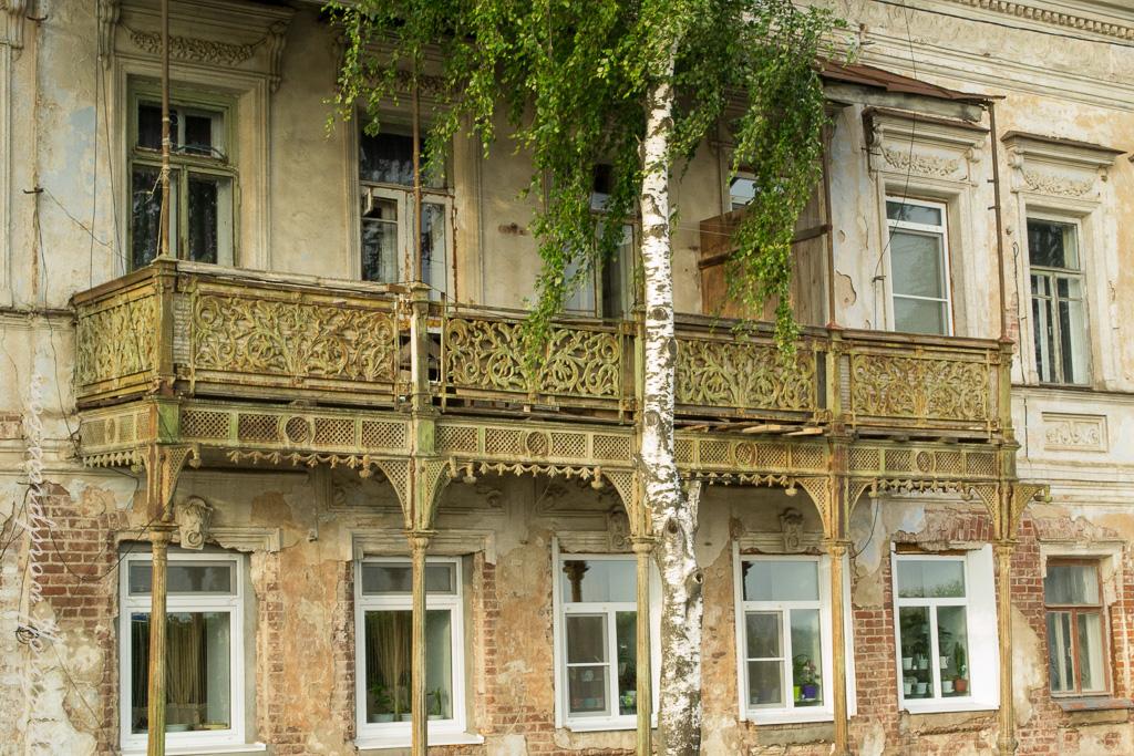 blog-15-of-163 Путешествия  Кострома. Набережная Волги