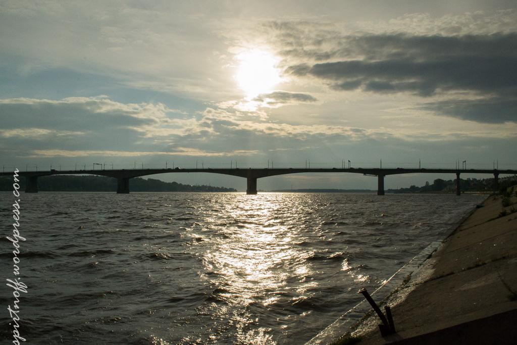 blog-3-of-163 Путешествия  Кострома. Набережная Волги