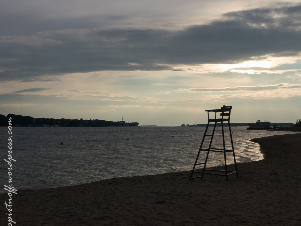 blog-46-of-202 Путешествия  Кострома. Набережная Волги
