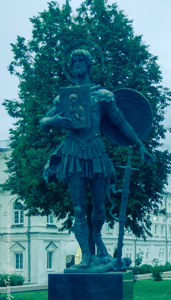 blog-58-3-of-202 Путешествия  Кострома. Ночь
