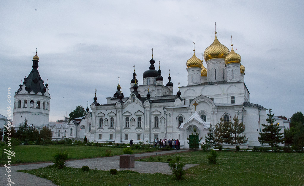 blog-58-of-163 Путешествия  Кострома. Ночь