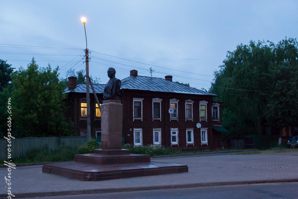 blog-59-1-of-163 Путешествия  Кострома. Ночь