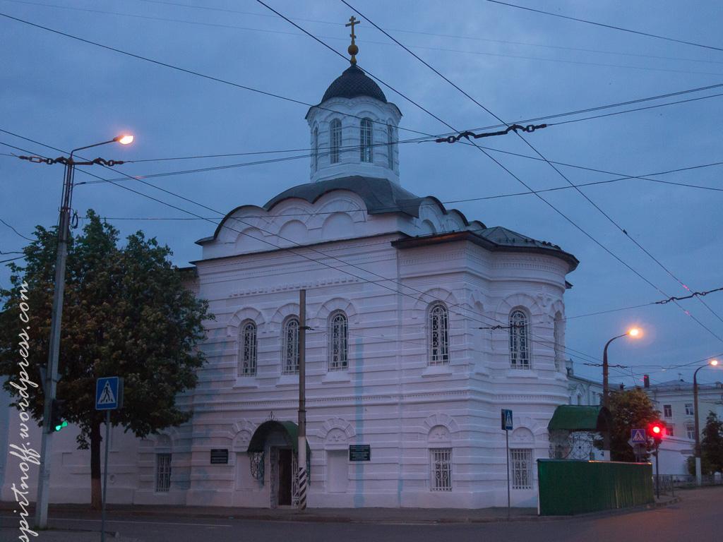 blog-59-of-202 Путешествия  Кострома. Ночь