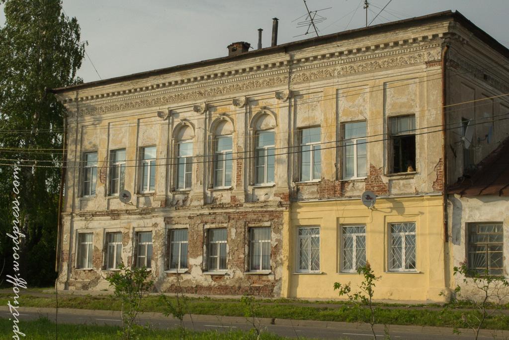 blog-6-of-163 Путешествия  Кострома. Набережная Волги