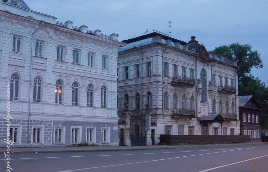 blog-61-1-of-202 Путешествия  Кострома. Ночь