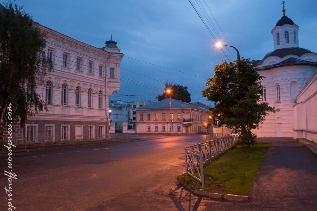 blog-61-of-163 Путешествия  Кострома. Ночь