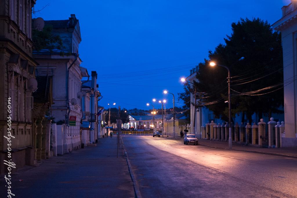 blog-63-of-163 Путешествия  Кострома. Ночь