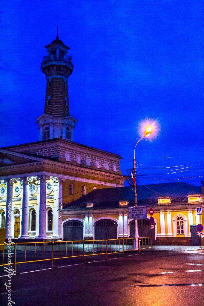 blog-64-1-of-163 Путешествия  Кострома. Ночь