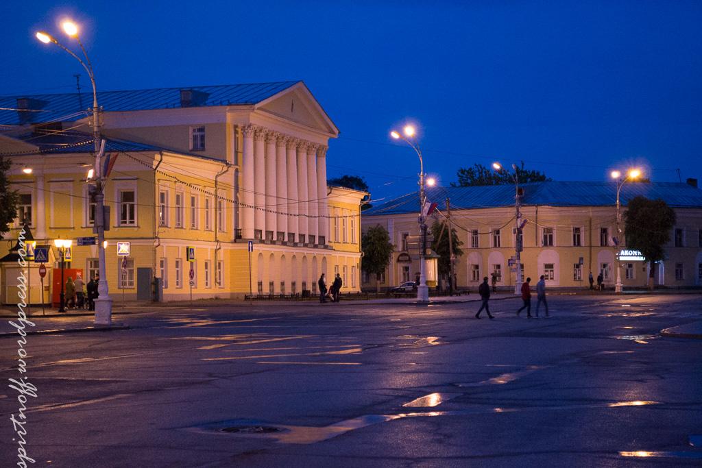 blog-65-of-163 Путешествия  Кострома. Ночь
