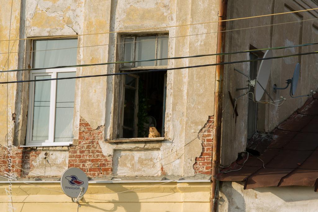 blog-7-of-163 Путешествия  Кострома. Набережная Волги