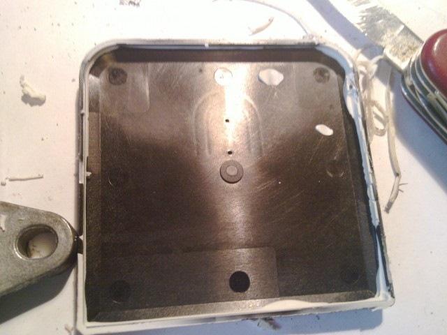 Техника  Lancer. Блок вентиляторов - временный ремонт