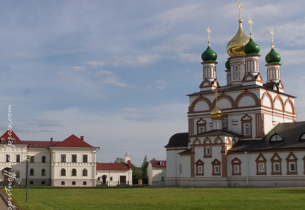 blog-46-of-105 Путешествия  Троице-Сергиев Варницкий монастырь (Варницы)