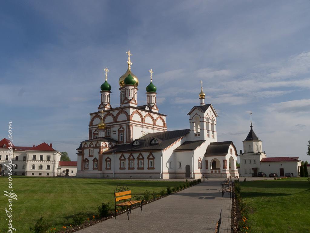 blog-47-of-105 Путешествия  Троице-Сергиев Варницкий монастырь (Варницы)