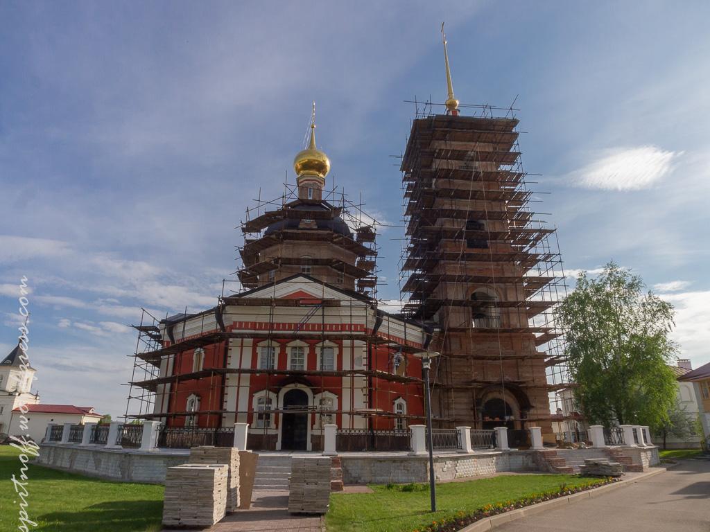 blog-49-of-105 Путешествия  Троице-Сергиев Варницкий монастырь (Варницы)