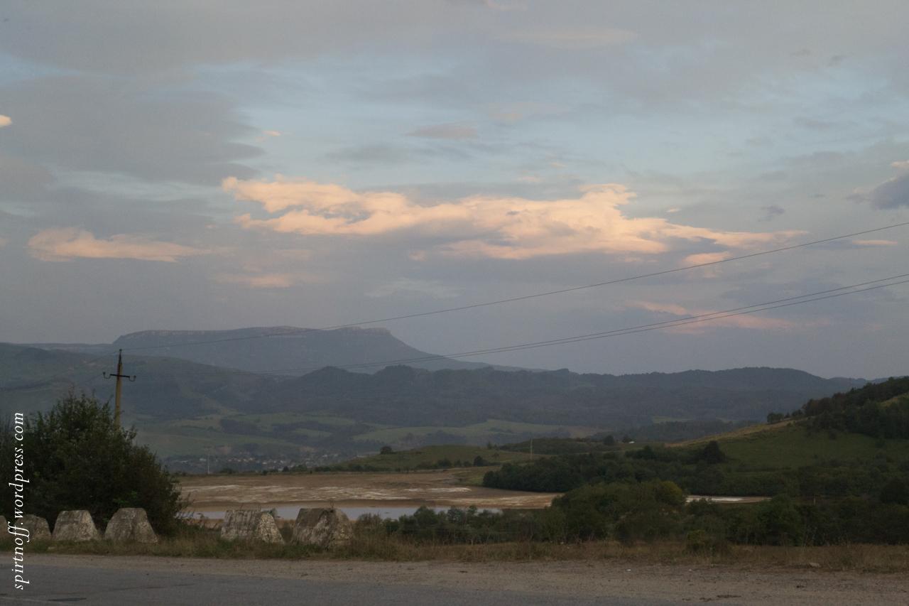 Путешествия  Долина аммонитов