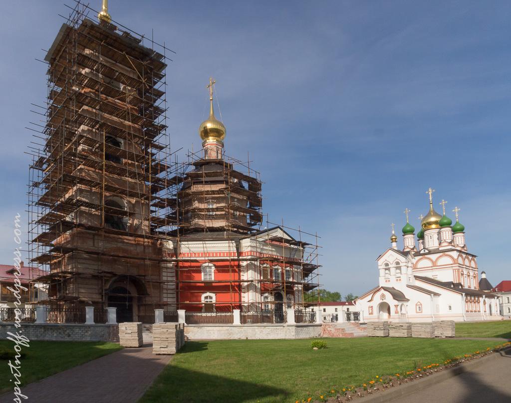 blog-54-of-105 Путешествия  Троице-Сергиев Варницкий монастырь (Варницы)