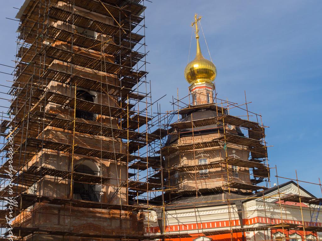 blog-55-of-105 Путешествия  Троице-Сергиев Варницкий монастырь (Варницы)