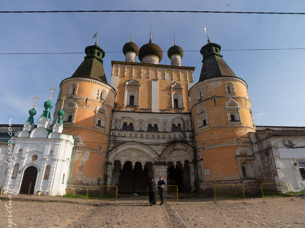blog-60-of-105 Путешествия  Борисоглебский монастырь